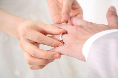 結婚指輪素材