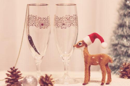 クリスマスデート誘う