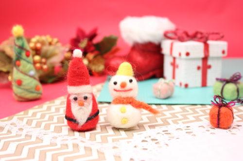 クリスマス家族