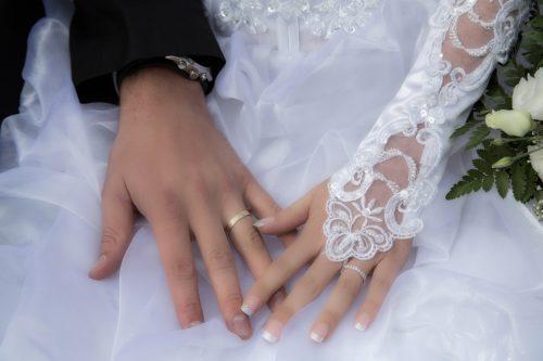年上彼女結婚