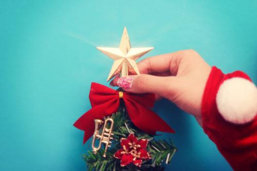 超簡単!シンプルクリスマスネイルのセルフのやり方とデザイン15選♡