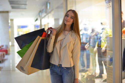買い物デート