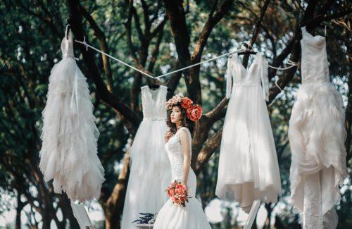 ウェディング ドレス ブランド