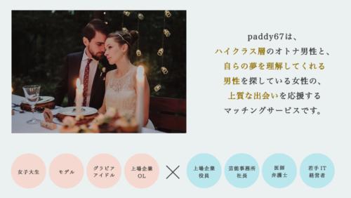 Paddy67富裕層