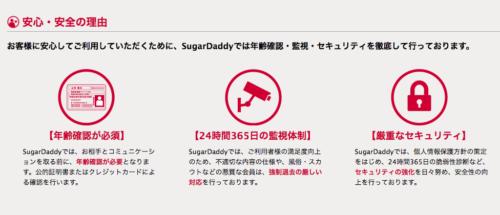 パパ活アプリおすすめ_シュガーダディ安心安全